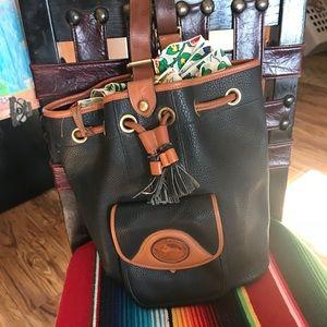 Donkey & Bourke Vintage bag